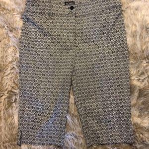 SoHo Apparel Ltd. Bermuda Shorts